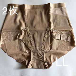 シャルレ - ショーツ ガードルタイプ  2枚
