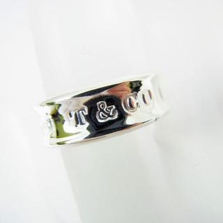 ティファニー(Tiffany & Co.)のティファニー 925 ナロー 1837 リング 8号[g92-1](リング(指輪))