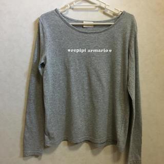 レピピアルマリオ(repipi armario)のレピピアルマリオ ロンT Mサイズ(Tシャツ(長袖/七分))