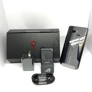 ASUS - ゲーミングスマホ ASUS ROG phone 512GB