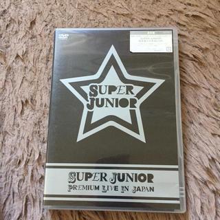 スーパージュニア(SUPER JUNIOR)のSUPER JUNIOR 1st PREMIUM LIVE IN JAPAN(ミュージック)