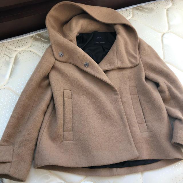 ZARA(ザラ)のZARA アウター レディースのジャケット/アウター(ブルゾン)の商品写真
