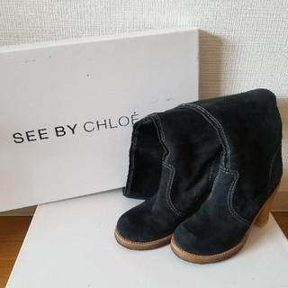 シーバイクロエ(SEE BY CHLOE)のSEE BY CHLOE   ブーツ(ブーツ)