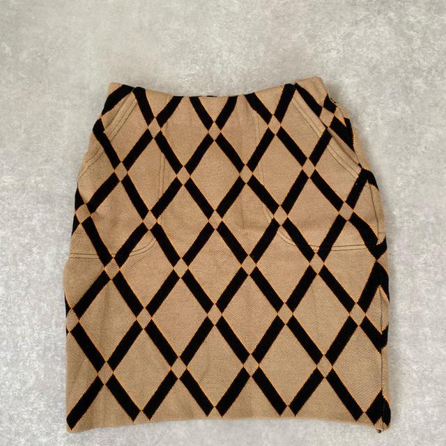 ZARA(ザラ)のニットスカート レディースのスカート(ミニスカート)の商品写真