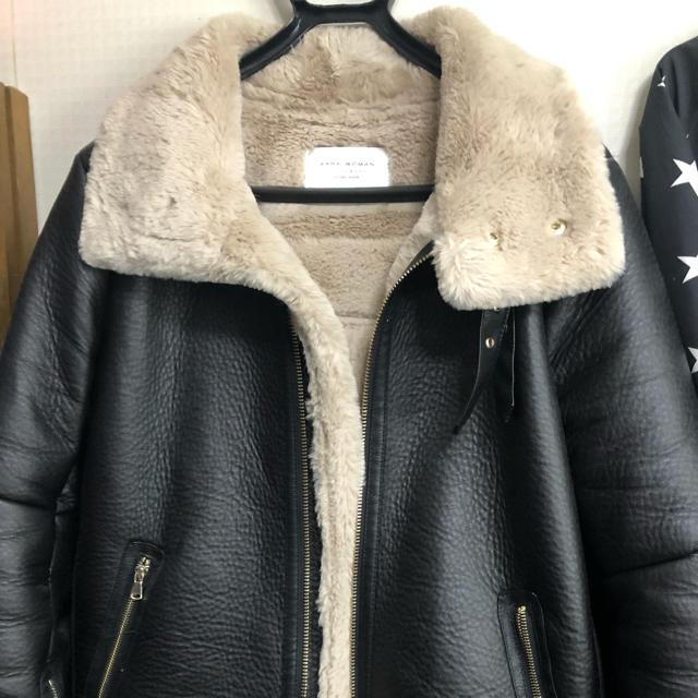ZARA(ザラ)のザラファージャケット レディースのジャケット/アウター(テーラードジャケット)の商品写真