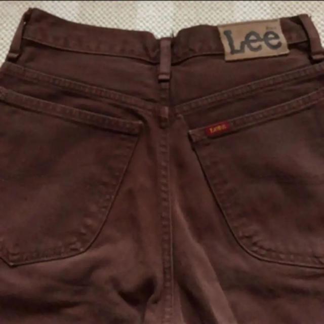 Lee(リー)のリー  デニム   レディースのパンツ(デニム/ジーンズ)の商品写真