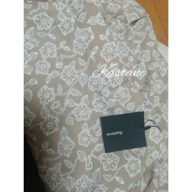 Kastane(カスタネ)の新品完売❀花柄レーヨンスカート レディースのスカート(ロングスカート)の商品写真