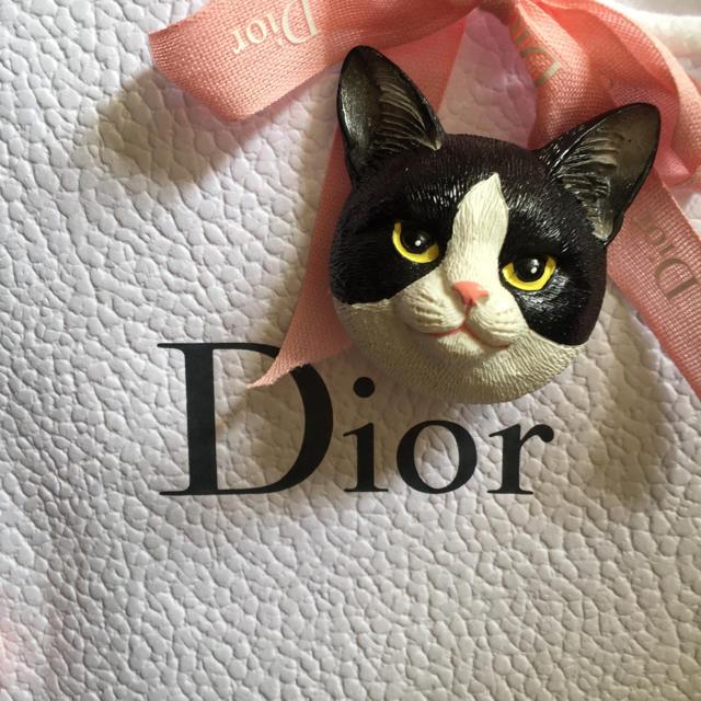 黒猫さんの帯留め★ブローチ にも レディースの水着/浴衣(着物)の商品写真
