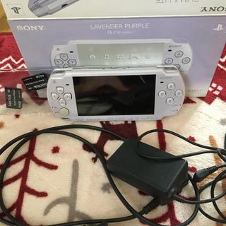 PlayStation Portable - psp 2000 ソフト メモリースティック セット