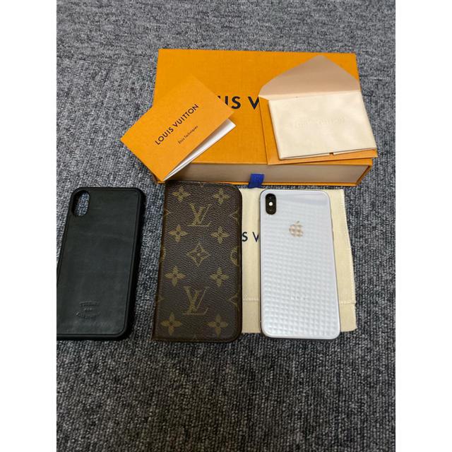 LOUIS VUITTON - iphone X、XS対応  ルイビトン ケースの通販