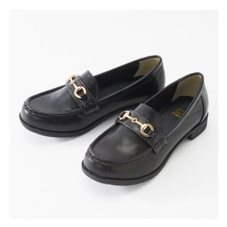 シマムラ(しまむら)のプチプラのあや✴︎プチクロコビットローファー(ローファー/革靴)