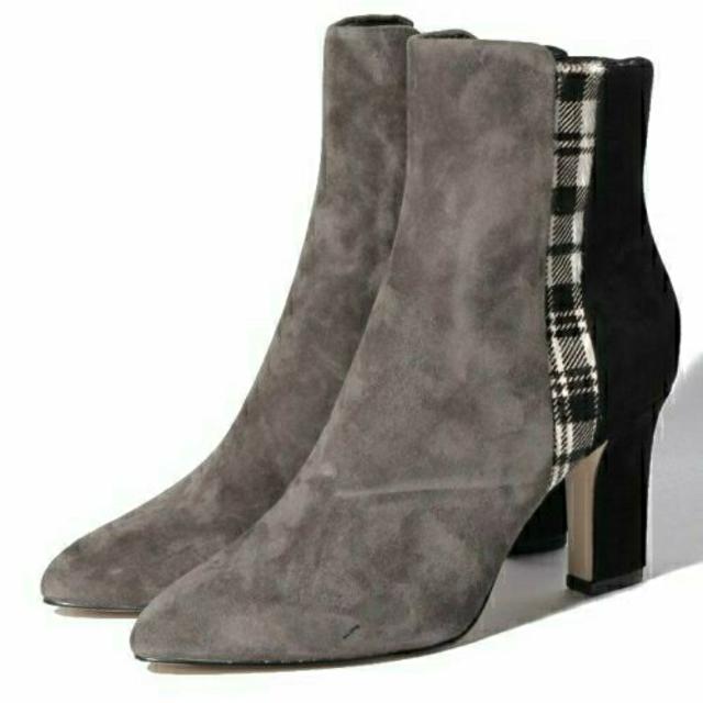 VII XII XXX(セヴントゥエルヴサーティ)のセブントゥエルブサーティー スエードブーツ レディースの靴/シューズ(ブーツ)の商品写真