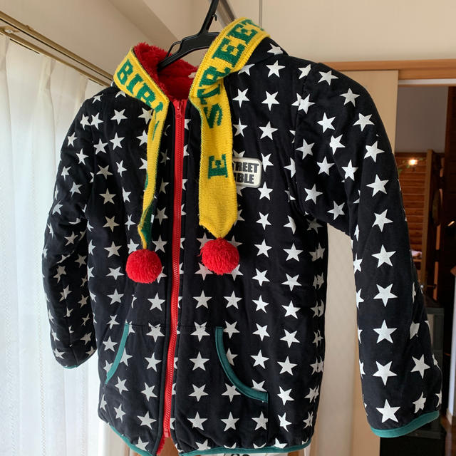 ジャンバー キッズ/ベビー/マタニティのキッズ服 男の子用(90cm~)(ジャケット/上着)の商品写真