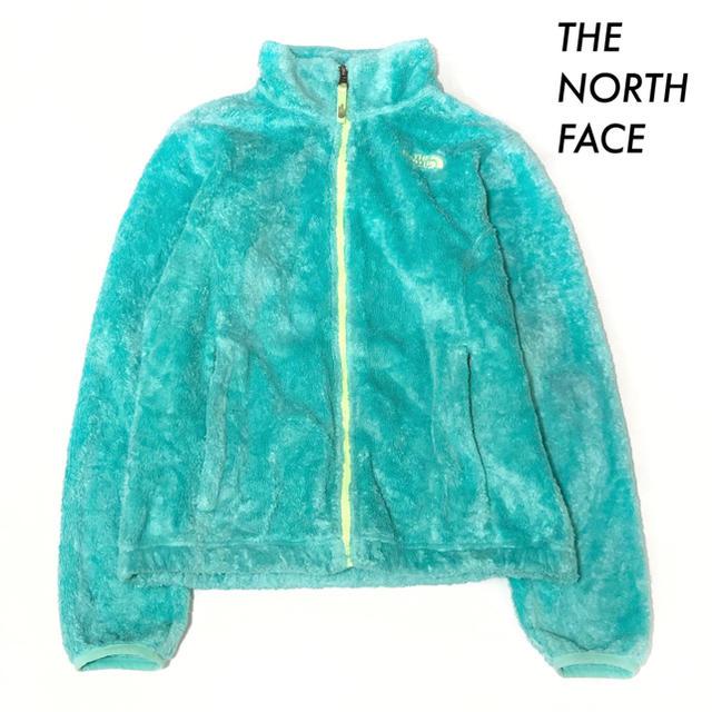 THE NORTH FACE(ザノースフェイス)のTHE NORTH FACE ザノースフェイス★ボアフリース ジップアップ キッズ/ベビー/マタニティのキッズ服 男の子用(90cm~)(ジャケット/上着)の商品写真