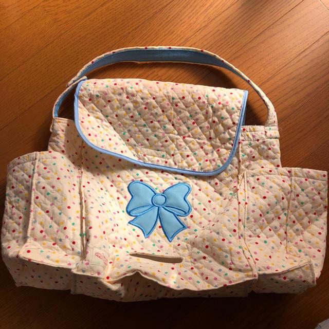マザーズバック キッズ/ベビー/マタニティのマタニティ(マザーズバッグ)の商品写真