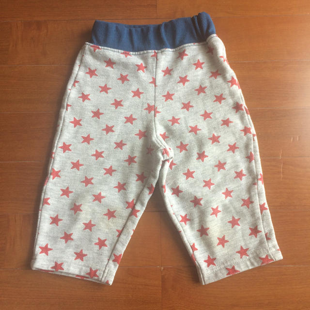 ベビー服 パンツ 80cm ズボン  男児 男の子 キッズ/ベビー/マタニティのベビー服(~85cm)(パンツ)の商品写真