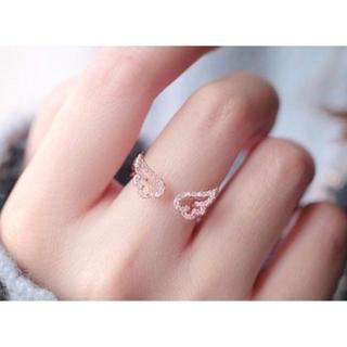 アンジェリックプリティー(Angelic Pretty)の天使の羽リング(リング(指輪))