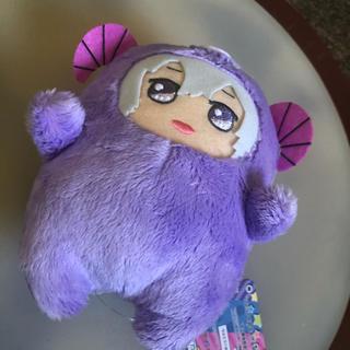 BANDAI - アイドリッシュセブン  きらどるぬいぐるみ 紫