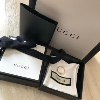 グッチ(Gucci)のGUCCI  リング10号(リング(指輪))