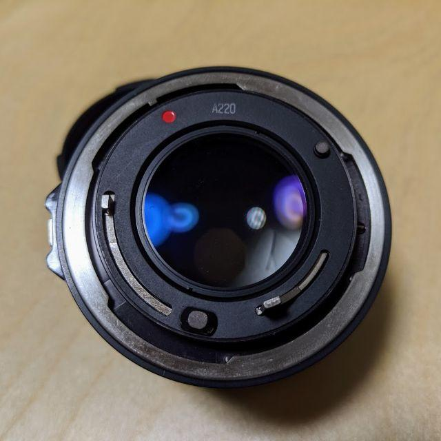 Canon(キヤノン)の【レンズ】キヤノン NEW FD 50/1.4(中古) スマホ/家電/カメラのカメラ(レンズ(単焦点))の商品写真