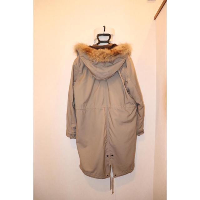 RAGEBLUE(レイジブルー)のREGEBLUE モッズコート 美品 メンズのジャケット/アウター(モッズコート)の商品写真