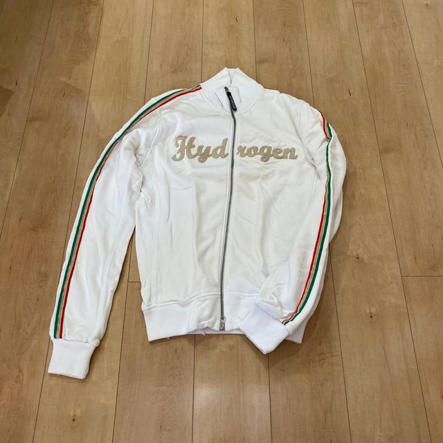 HYDROGEN(ハイドロゲン)のハイドロゲン トラックジャケット メンズのトップス(その他)の商品写真