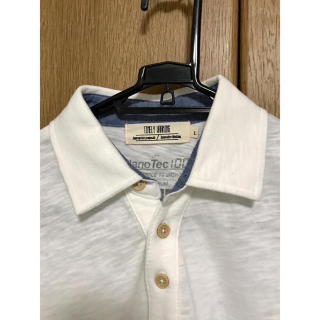 メンズ ポロシャツ メンズのトップス(ポロシャツ)の商品写真