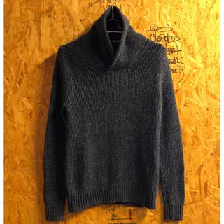 American Eagle - American Eagle … Collar rib knit sweater