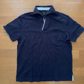ニジュウサンク(23区)の23区 メンズポロシャツ ボタンなし 46サイズ(ポロシャツ)