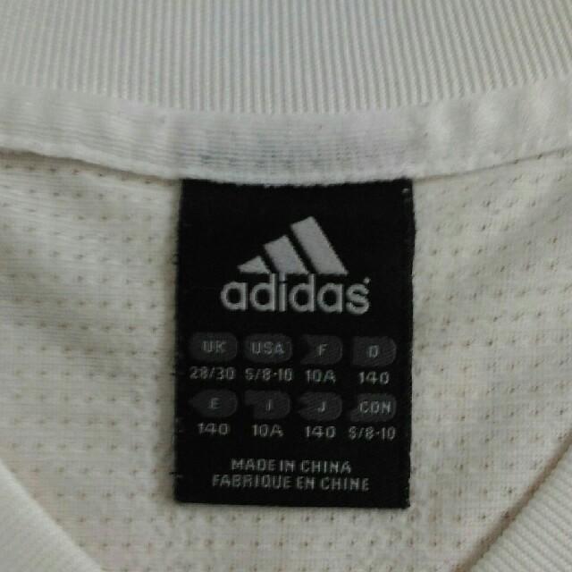 adidas(アディダス)のサッカー インナー アディダス 140 スポーツ/アウトドアのサッカー/フットサル(ウェア)の商品写真