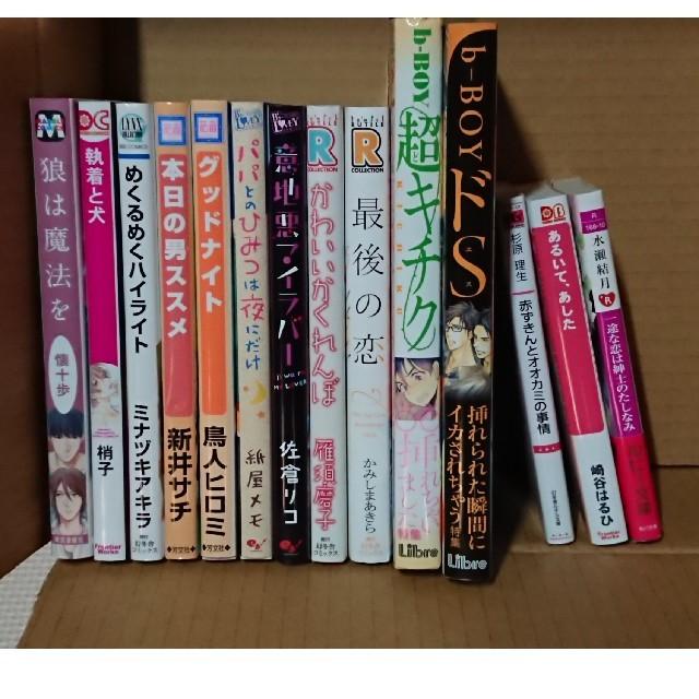 【最終値下げ】BLコミック 61冊+BL小説 3冊セット まとめ売り エンタメ/ホビーの漫画(ボーイズラブ(BL))の商品写真