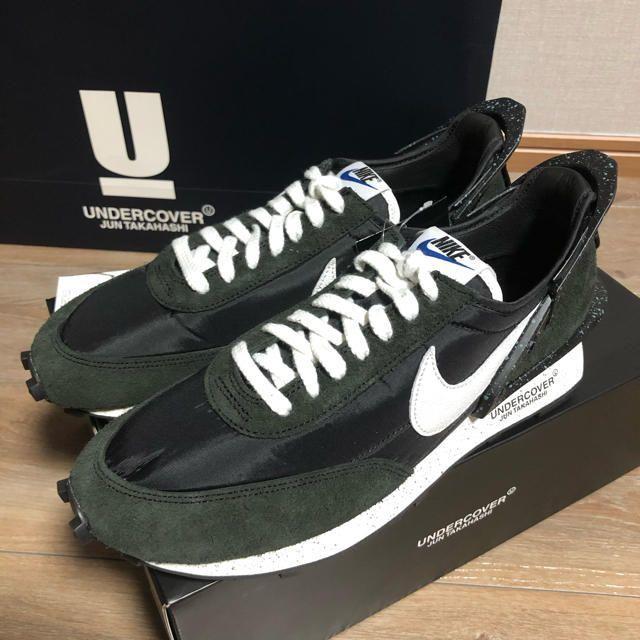 NIKE(ナイキ)の新品 ナイキ アンダーカバー デイブレイク 黒 白 27.5cm メンズの靴/シューズ(スニーカー)の商品写真