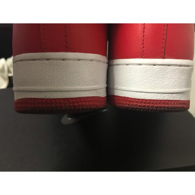 NIKE(ナイキ)のair force 1 ID CHICAGO 28cm メンズの靴/シューズ(スニーカー)の商品写真
