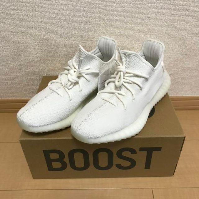adidas(アディダス)のYeezy Boost 350 V2 / CreamWhite / US10.5 メンズの靴/シューズ(スニーカー)の商品写真