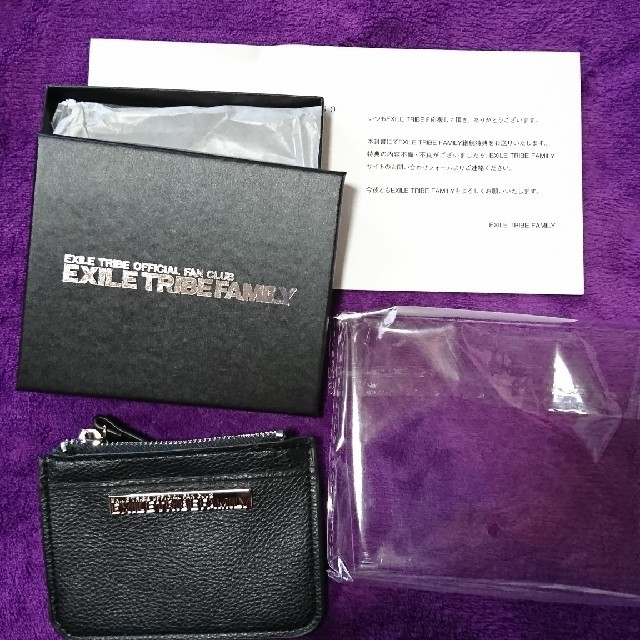 EXILE TRIBE(エグザイル トライブ)のEXILE TRlBE 継続特典 エンタメ/ホビーのタレントグッズ(ミュージシャン)の商品写真