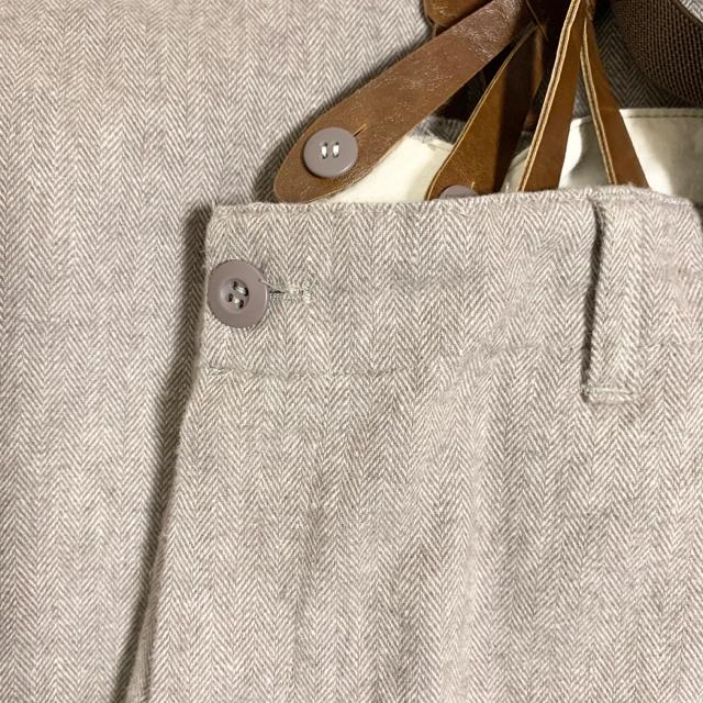 SM2(サマンサモスモス)のSamansa Mos 2 - サス付きボーイッシュパンツ レディースのパンツ(サロペット/オーバーオール)の商品写真