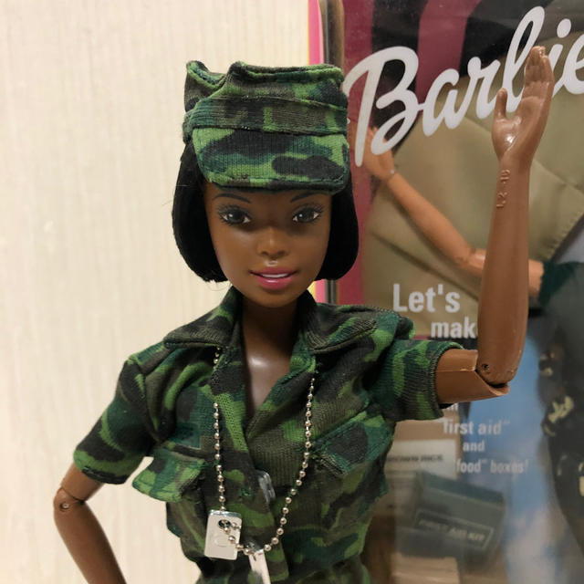 Barbie(バービー)のバービー  人形 barbie doll 二体セット エンタメ/ホビーのおもちゃ/ぬいぐるみ(キャラクターグッズ)の商品写真