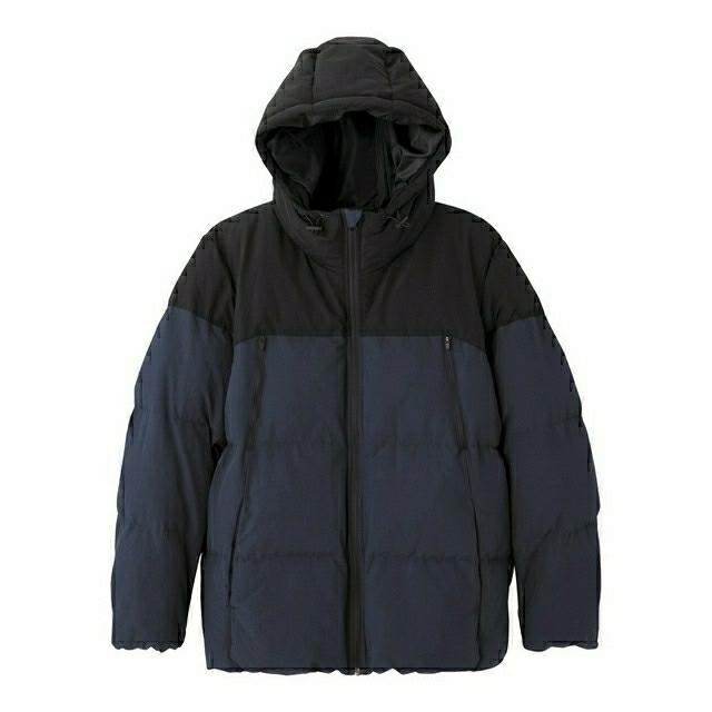 GU(ジーユー)のGU ダウンジャケット Sサイズ メンズのジャケット/アウター(ダウンジャケット)の商品写真
