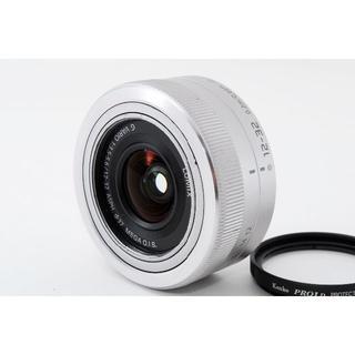 Panasonic -  K05★Panasonic G VARIO 12-32mm #2124-7