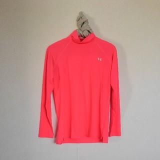 アンダーアーマー(UNDER ARMOUR)のインナー(Tシャツ/カットソー(七分/長袖))