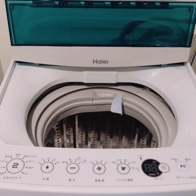 【一人暮らしにおすすめ】洗濯機4.5kg 美品 スマホ/家電/カメラの生活家電(洗濯機)の商品写真