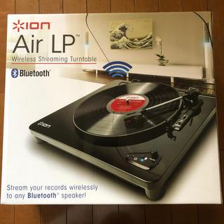 Ion Audio レコードプレーヤー Air LP Bluetooth対応(ターンテーブル)