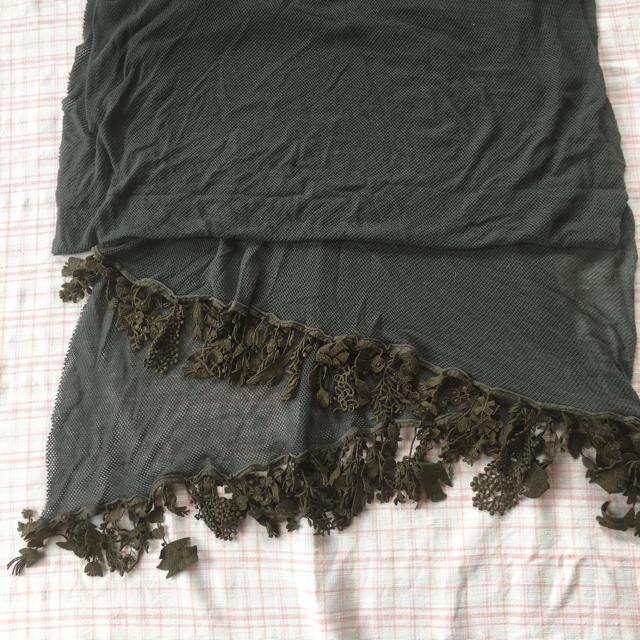 mina perhonen(ミナペルホネン)のmina perhonen  forest parade カシミヤショール レディースのファッション小物(マフラー/ショール)の商品写真