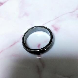 ヘマタイトのリング(リング(指輪))