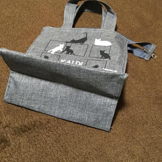KALDI(カルディ)のカルディ ねこバッグ レディースのバッグ(トートバッグ)の商品写真