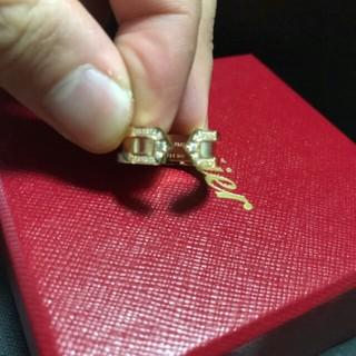 カルティエ(Cartier)の美品 Cartierカルティエ リング(リング(指輪))