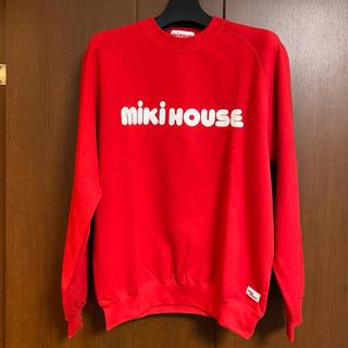 ミキハウス(mikihouse)のmiki House men トレーナー ミキハウス(スウェット)