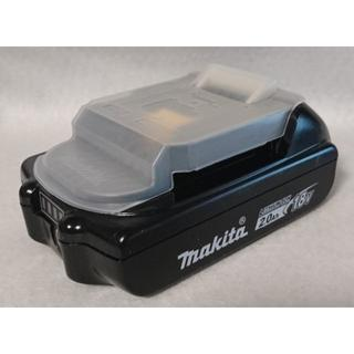 マキタ(Makita)の2個セットBL1820B残量表示付き高級モデルマキタ18Vバッテリー(その他)