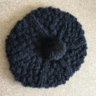 サマンサモスモス(SM2)のSM2 ベレー帽(ハンチング/ベレー帽)