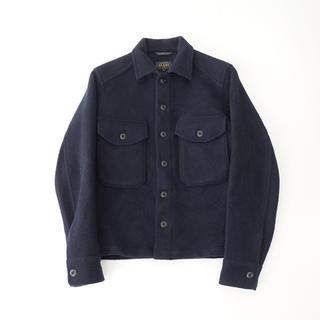 ビームス(BEAMS)のCPOシャツジャケット/ダークネイビー(その他)